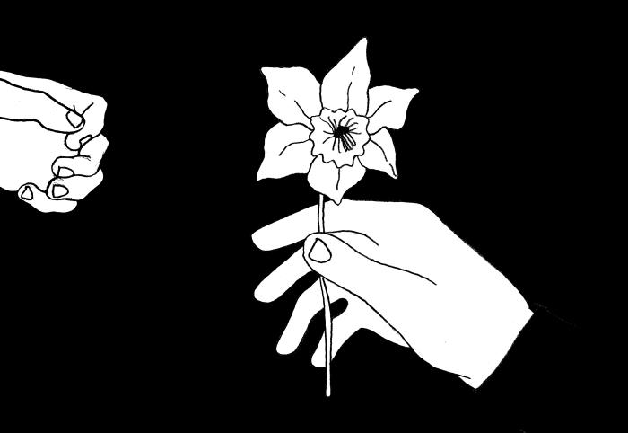 Luna, 1:29 min, animación tradicional , 2013