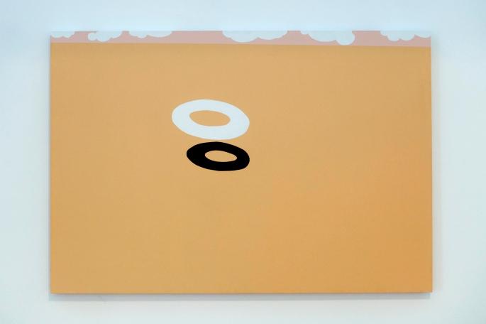 Splash Acrílico s/ lienzo 110 x 160 cm 2010