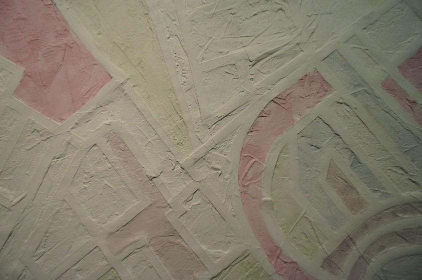 """#2 de la serie """"Grado Cero"""" 2011  Pigmento fotográfico y acrílico sobre lona 200 x 300 cm  Colección, Museo Municipal Guayaquil"""
